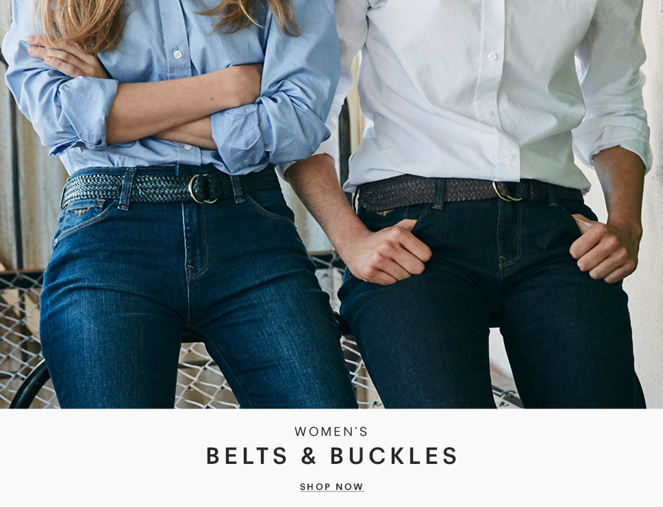 Womens New Belts