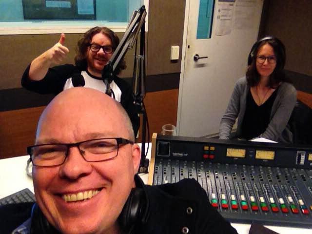 The Vultures' Nest:  10.30 am on 2SER 107.3 FM