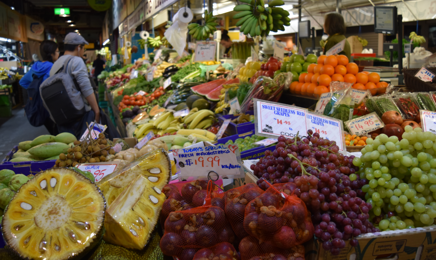 Coco's Fruit and Vegetables - Adelaide Central Market: The