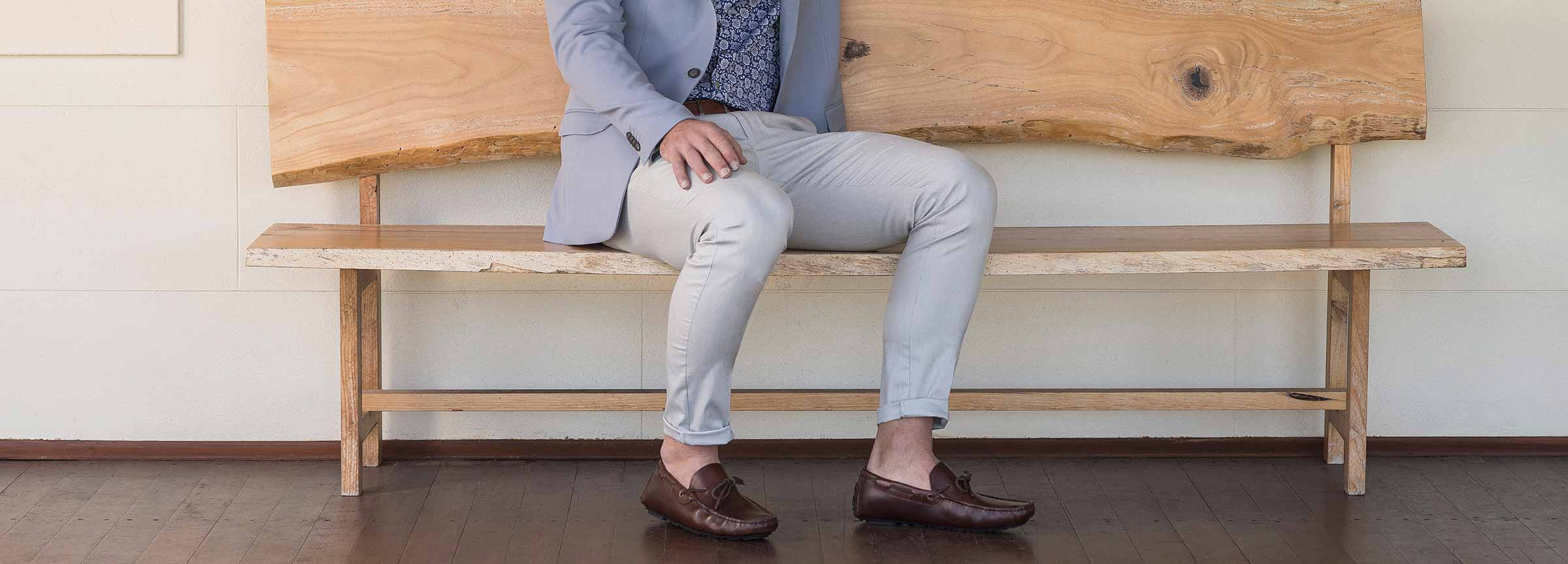 How to Go Sockless in Summer