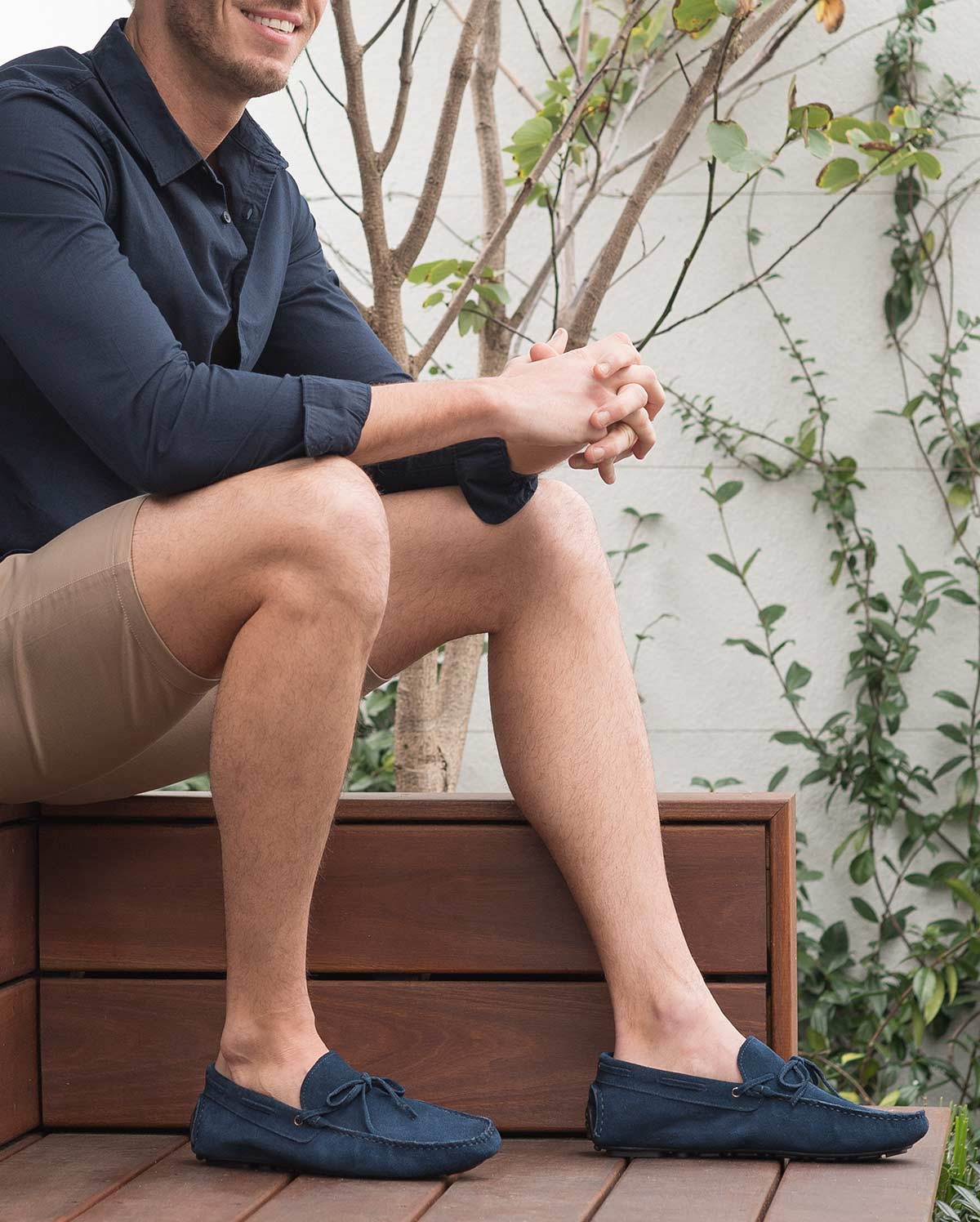 How to go sockless in shoes