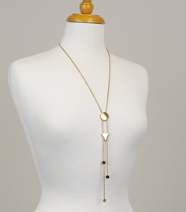 Shop Shape Necklace