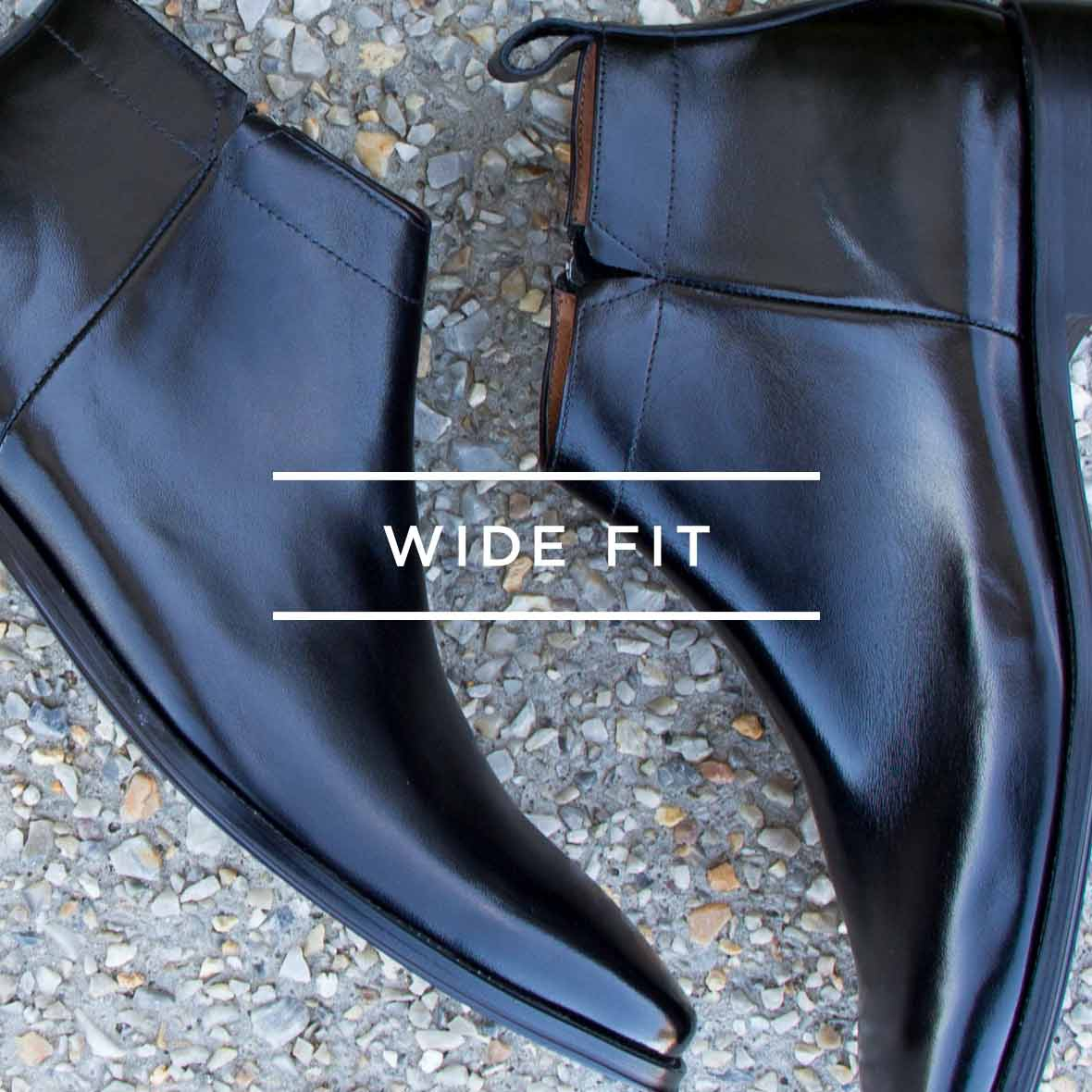 Shop Wide Fit Shoes
