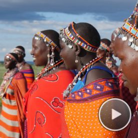 A Walk With The Maasai