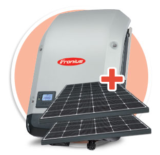 Fronius Solar Package 3kw