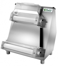 Fimar FI42N Pizza Dough Roller Square & Round Pizzas - 400 wide