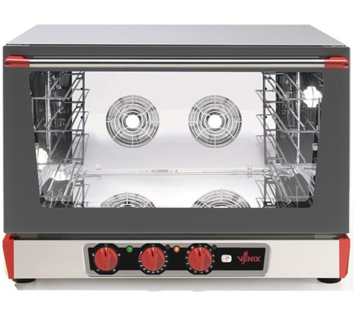 VENIX T04MPG TORCELLO Electric Convection Oven Multifunction with Grill & Humidity - 4 600x400