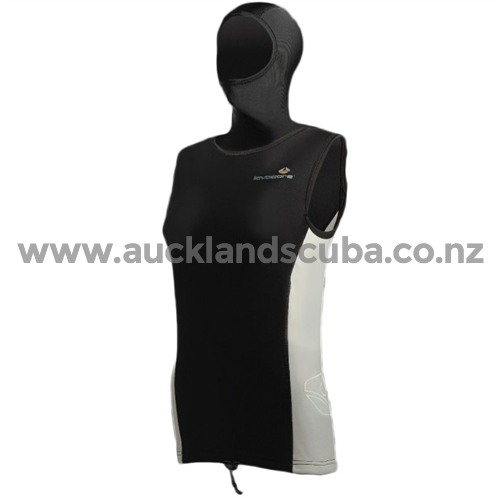 Hooded Vest Ladies