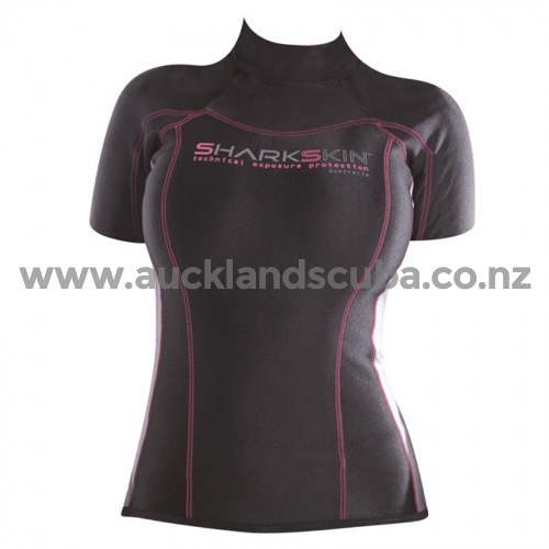 Womens Chillproof Short Sleeve