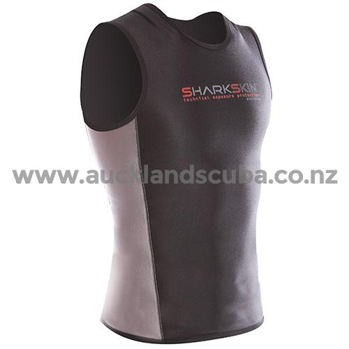 Mens Chillproof Vest Sharkskin