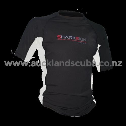 Black Rapid Dry Short Sleeve