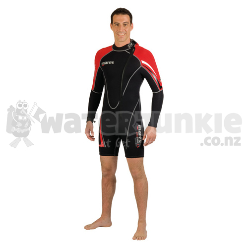 2nd Skin Mens 1.5mm Shorty