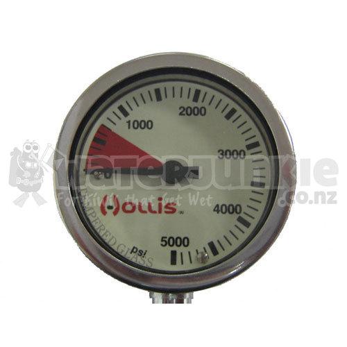 Brass SPG - metric 300 BAR