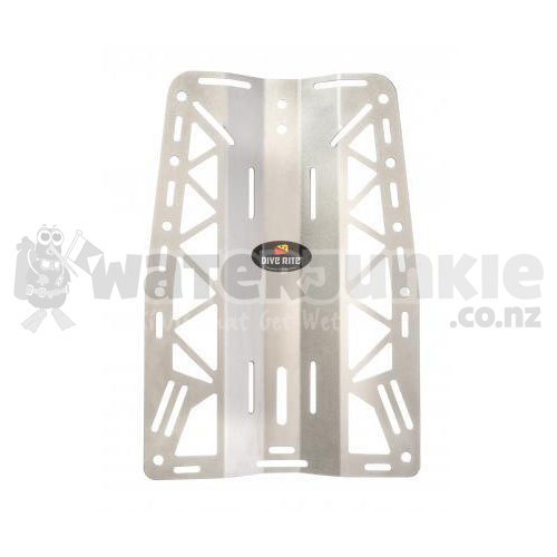XT Lite Backplate Stainless Steel