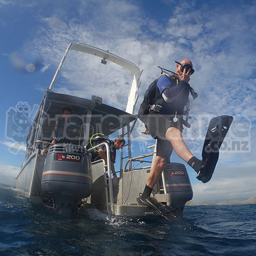 SSI Learn to Dive !