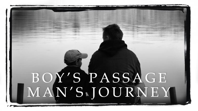 Boy's Passage Man's Journey, Boy's Passage Man's Journey, Season 1 Episode 4