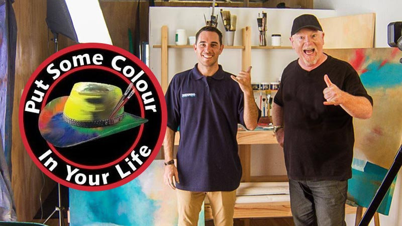 Colour In Your Life, Colour In Your Life, Season 1 Episode 1