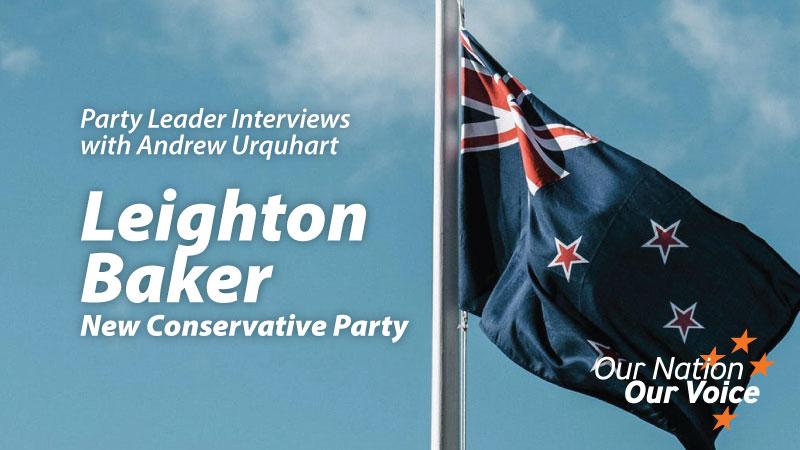 Leighton Baker - New Conservatives