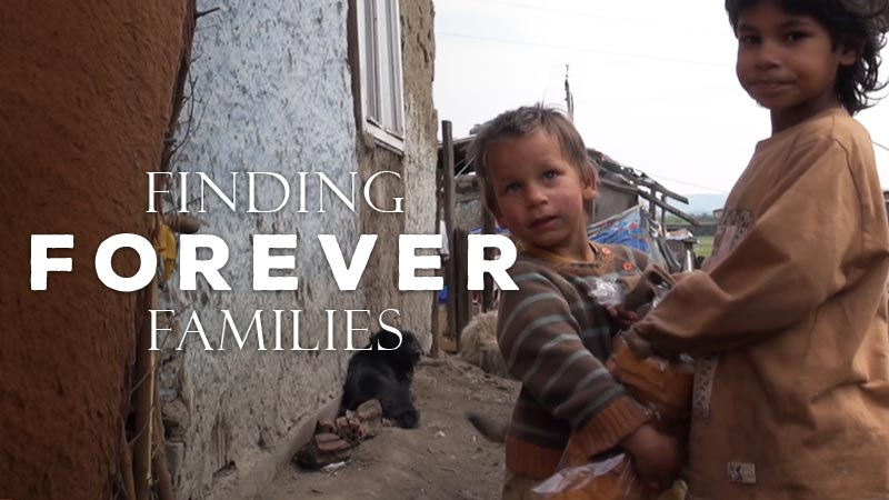 Finding Forever Families