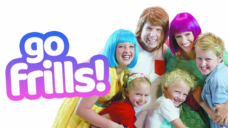 Go Frills, Go Frills, Season 1 Episode 1