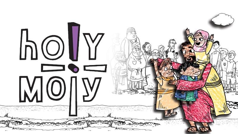 Holy Moly, Holy Moly, Season 1 Episode 6