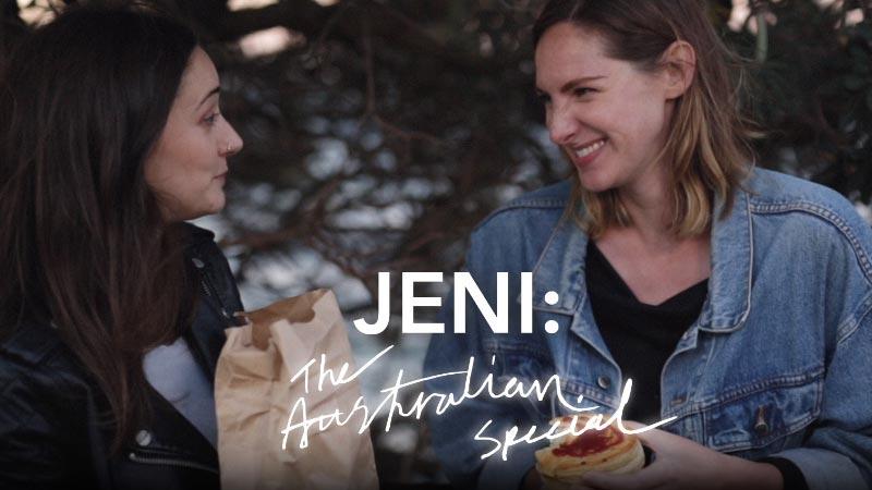 Jeni: The Australian Special