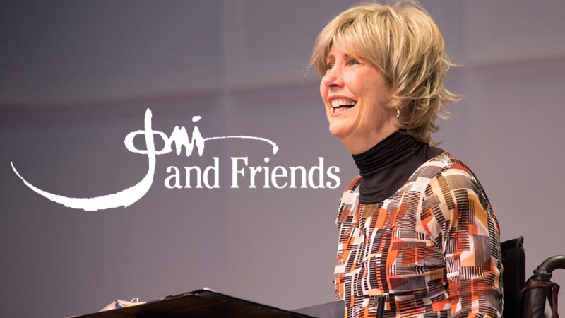 Joni and Friends, Joni and Friends, Season 1 Episode 36