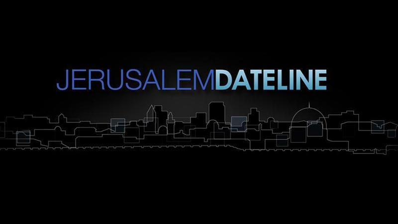 Jerusalem Dateline, Jerusalem Dateline, Season 2020 Episode 6