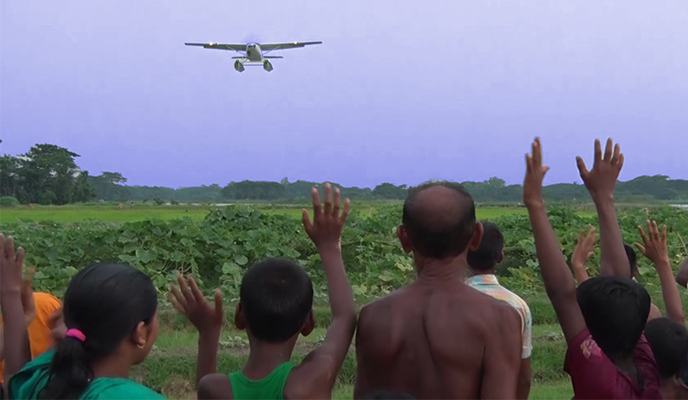 MAF Flying For Life