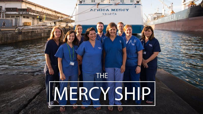 The Mercy Ship