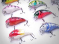 fishing tackle lures