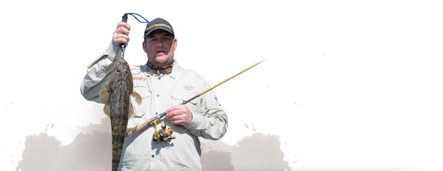 Flathead fishing