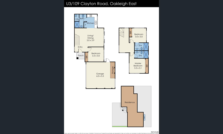 Clayton Monash University Location, High Quality Build