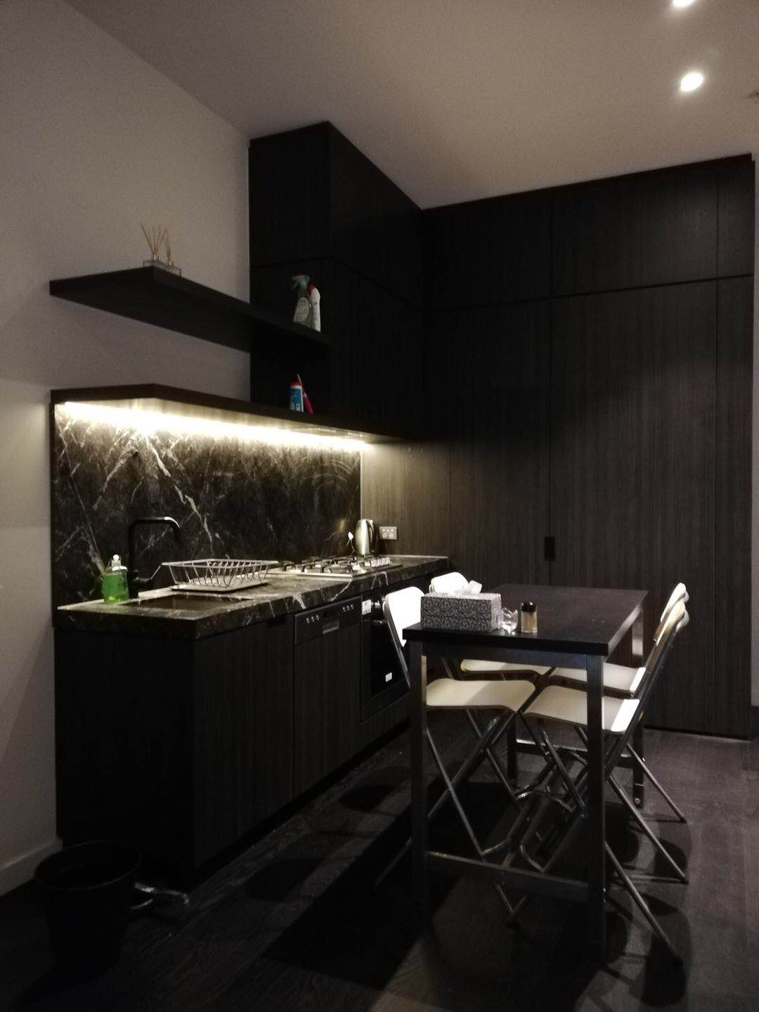 A Fully Furnished apartment located in the best spot in North Melbourne