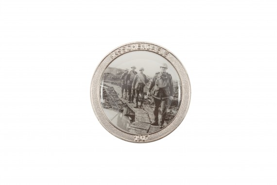 Medallion: First World War, 1917
