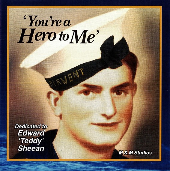 You're a hero to me [CD]