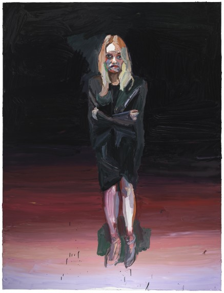 Ben Quilty limited edition print: Elle-Lou Diddams