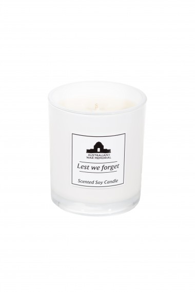Candle: Lest We Forget soy candle