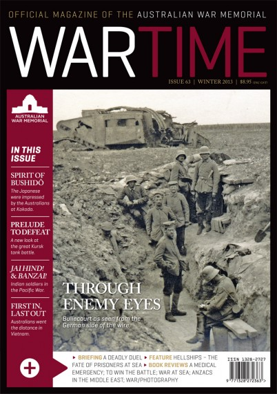 Wartime Magazine Issue 63