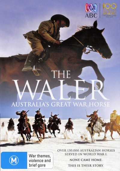 The Waler: Australia's Great War horse DVD
