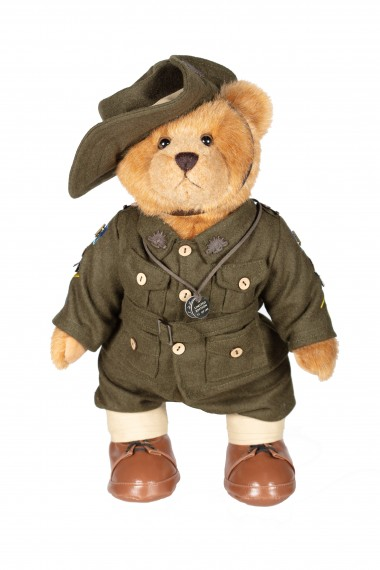 Bear: Welcome Home bear, First World War 1918