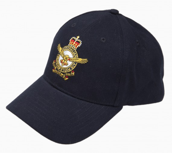 Cap: Royal Australian Air Force