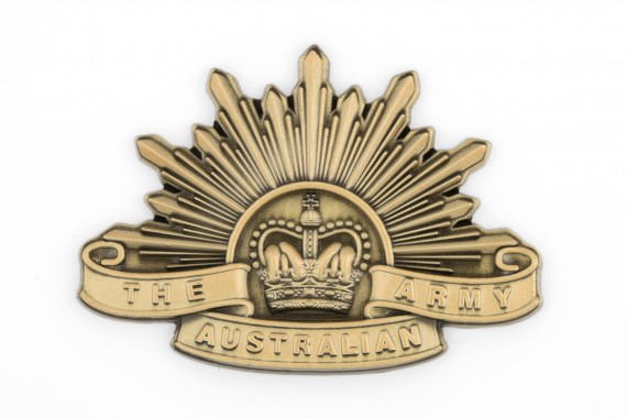 Magnet: Australian Army Rising Sun badge