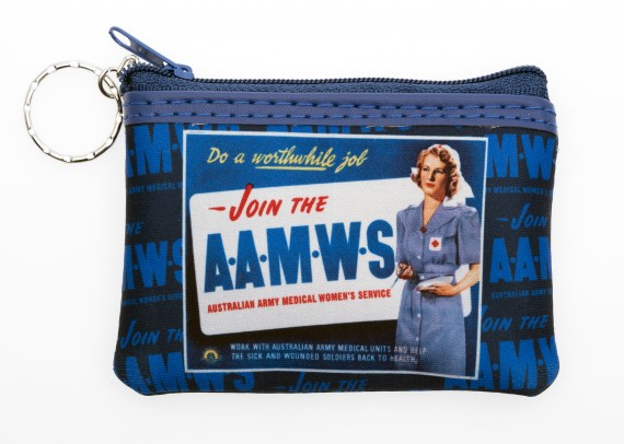 Coin purse: Join the AAMWS