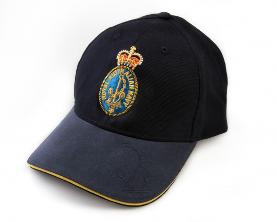 Cap: Royal Australian Navy