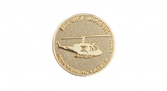 Commemorative coin: Iroquois helicopter