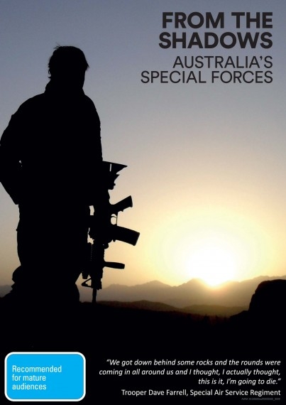In the shadows: Australia's Special Forces [DVD]