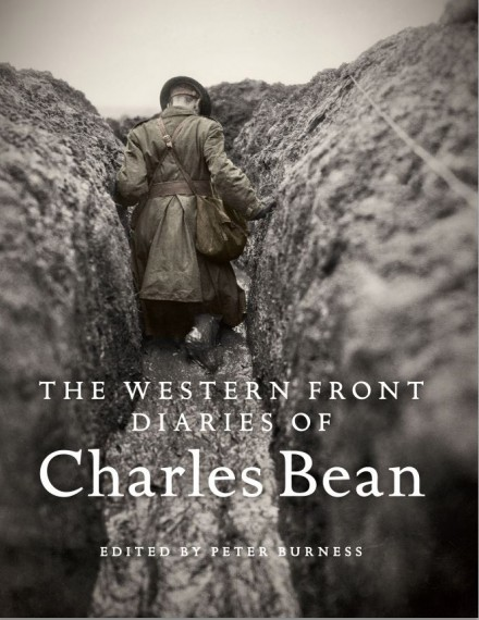 The Western Front diaries of Charles Bean