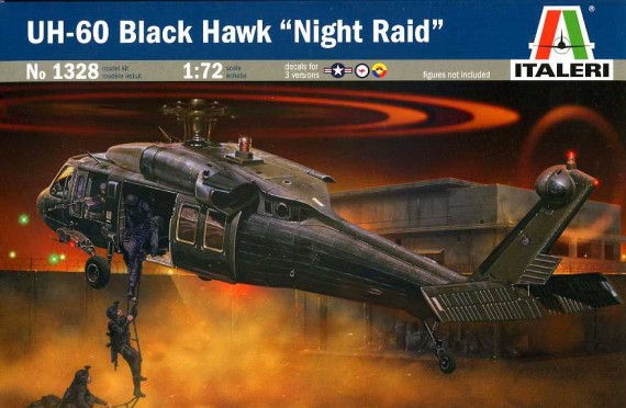 UH-60 Black Hawk 'Night Raid' (with Australian markings)