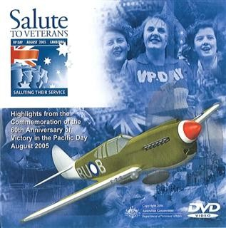 Salute to Veterans DVD